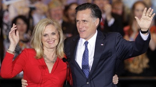 "thedailywhat:  Political Spat of the Day: Mitt Romney's wife Ann joined Twitter this week to publicly refute DNC adviser Hilary Rosen's assertion on CNN that, ""Guess what, his wife has actually never worked a day in her life."" ""I made a choice to stay home and raise five boys,"" reads Romney's first tweet, posted shortly after Rosen's comments aired. ""Believe me, it was hard work."" The Obama campaign jumped to Romney's defense. ""I could not disagree with Hilary Rosen any more strongly. Her comments were wrong and family should be off limits. She should apologize,"" tweeted Obama campaign manager Jim Messina. Rosen responded via Twitter: ""I've nothing against @AnnRomney. I just don't want Mitt using her as an expert on women struggling $ to support their family. She isn't."" While no Betty White, Romney has 18,000 followers and counting. [thehill]"