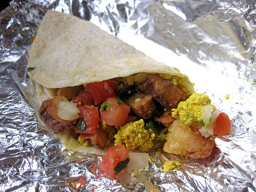 Austin Vegan Breakfast Taco Guide