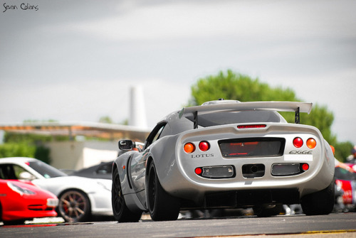 Lotus Exige S1 by calians.sevan on Flickr.