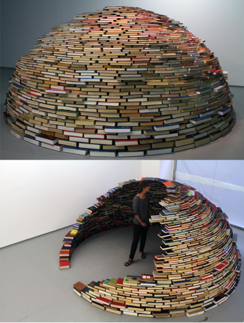 szymon:  Miler Lagos' Book Igloo