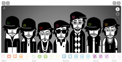 npr:  laughingsquid:  Incredibox, A DIY Beatboxing Game  Create your own beats! -Savy