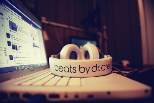 Beats by Dr. Dre by 8RUC3 on Flickr.
