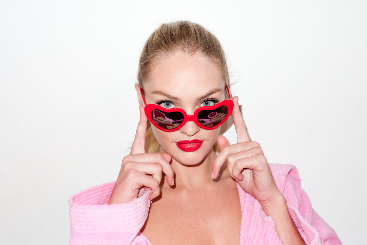 terrysdiary:  Candice Swanepoel at my studio #1