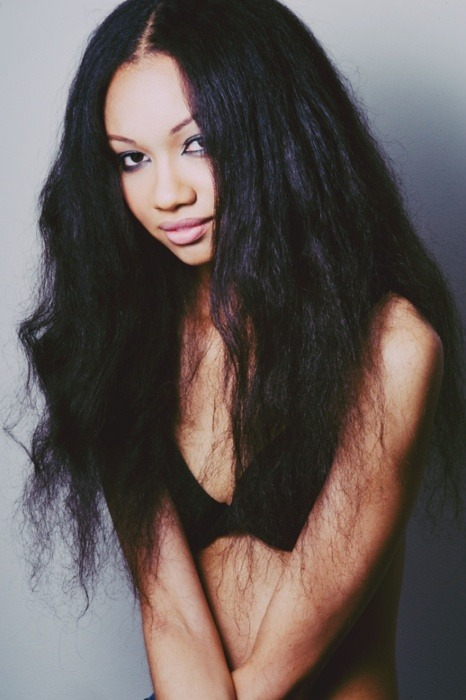 shes so pretty, major hairspiration…