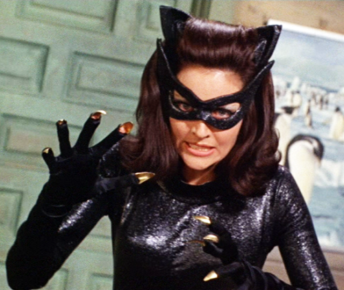 Lee Meriwether as Catwoman in the Batman film, 1966