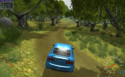 'Stunt Rally' Linux Game Updated with new Features and Multiplayer Mode