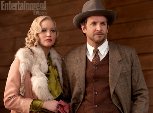 Jennifer Lawrence + Bradley Cooper + period costumes = Serena, an upcoming film from Oscar winner Susan Bier. Think they make a cute couple?