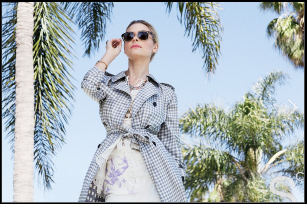 Jaime King for StyleCaster.com — Full editorial spread here