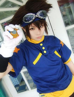 "Is this the best Taichi ""Tai"" Kamiya Cosplay ever?"