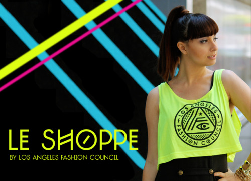"The Los Angeles Fashion Council has launched an online boutique with ASOS marketplace. Le Shoppe features the work of emerging Los Angeles designers including Curly V, Jen Awad, Alana Hale, The Bohemian Society by Victor Wilde, Sires Crown Eyewear, Kittenhawk and Bijou Van Ness.  Kelsi Smith, director and founder of LAFC, acted as curator and Creative Director for Le Shoppe's imagery and says, ""Making this store happen for these designers has truly been a collaborative effort, thanks so much to all the designers, the models, the behind the scenes team and especially the team at ASOS for being a part of our vision."""
