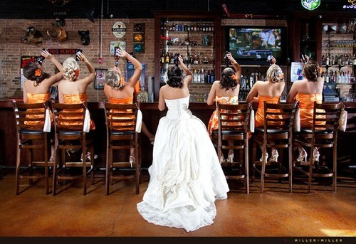 This is awesome! Bridesmaids…Original 16's? #original16beer