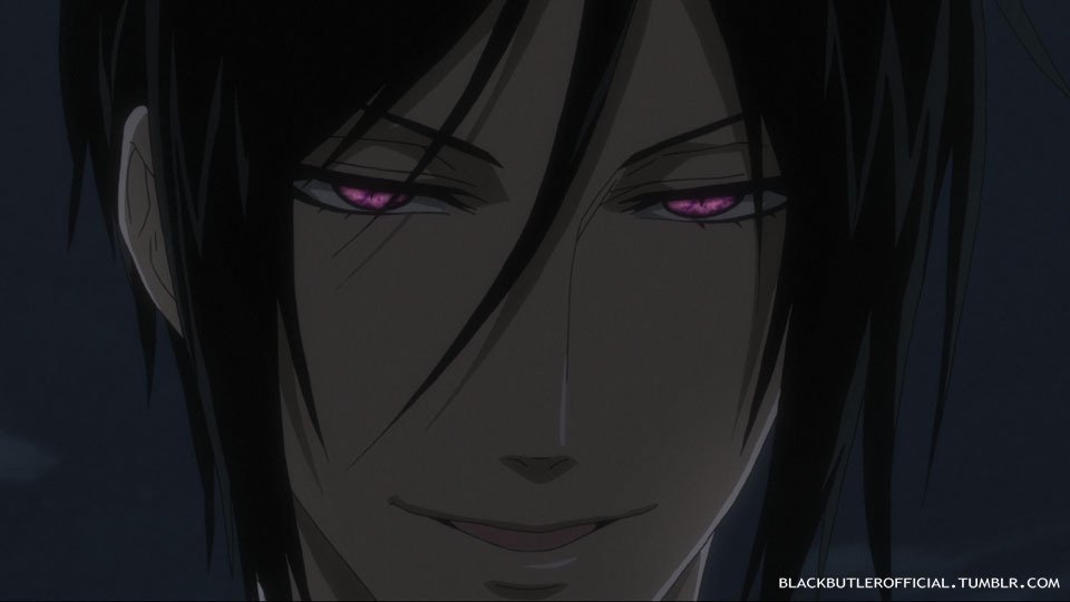Sebastian from Black Butler