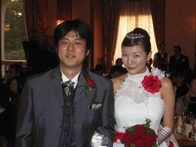 anna-hiwatari:  Our sensei at his wedding. Since we're talking about Oda-sensei's pictures, this one is precious! ^^ Can I get a medal now? ^^