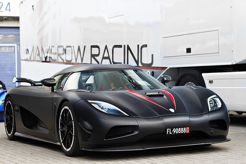 fuckyeahsexycars:  Koenigsegg Agera X (by Michael | Photography)