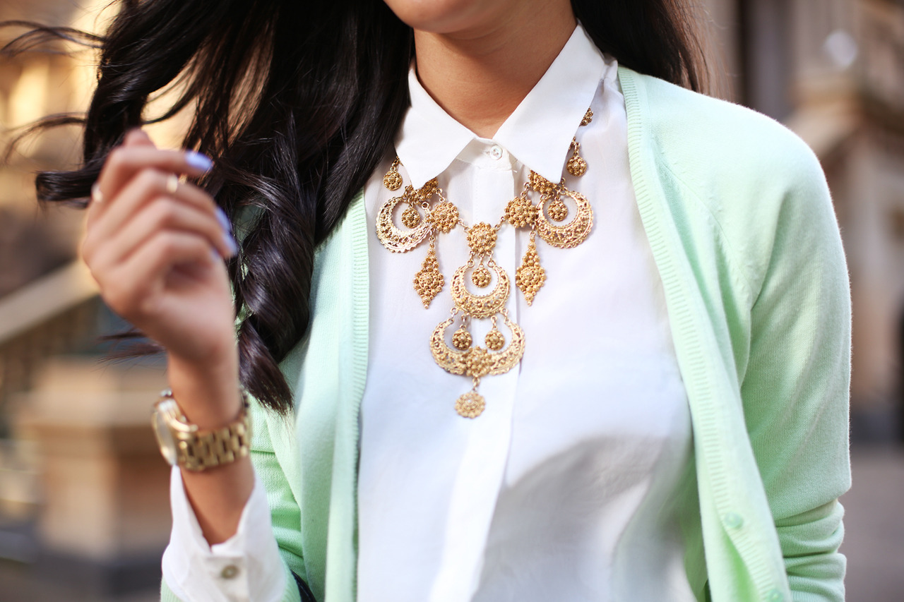 Gorgeous jewelry in #gold!