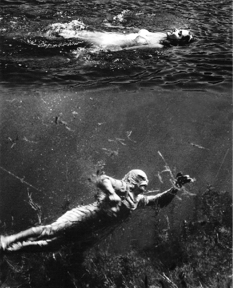 jagged-images:  Creature From The Black Lagoon (1954)