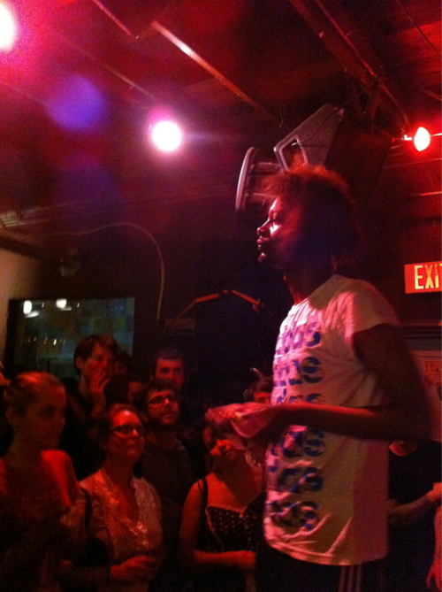 Danny Brown/SXSW/Photo by Maria Paredes
