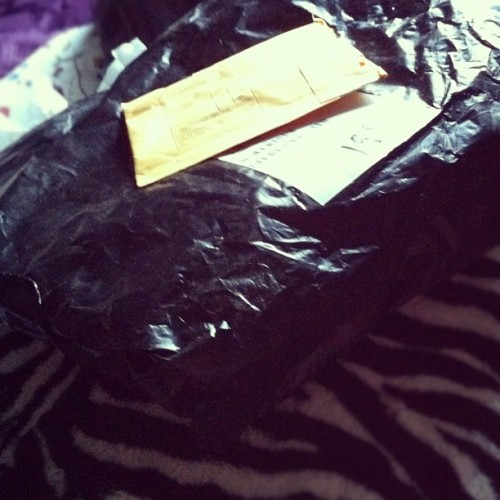 I love coming home to packages 😊 #mail #package #happy #shoes #heels #iphonecases #love #happymood (Taken with instagram)