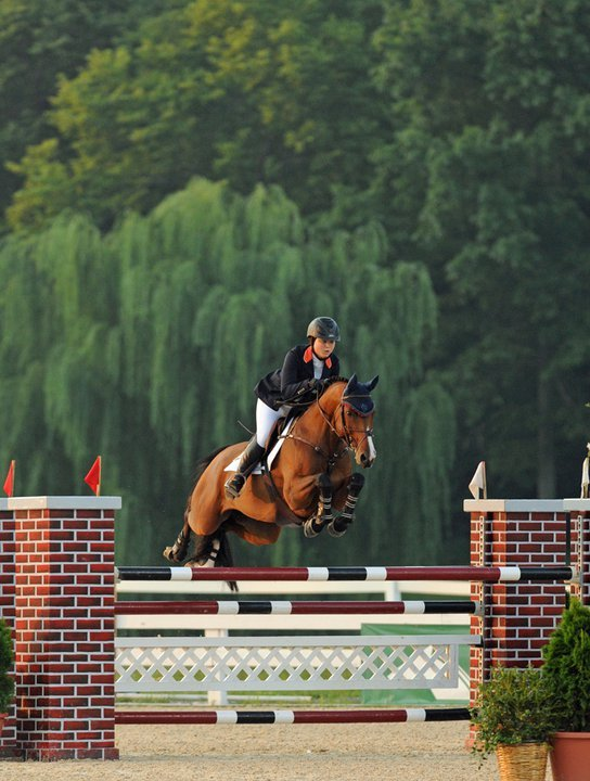 equi-lane:  Hayley Barnhill and Toucan Tango