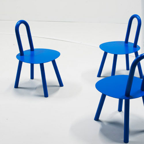 … chairs by studio juju