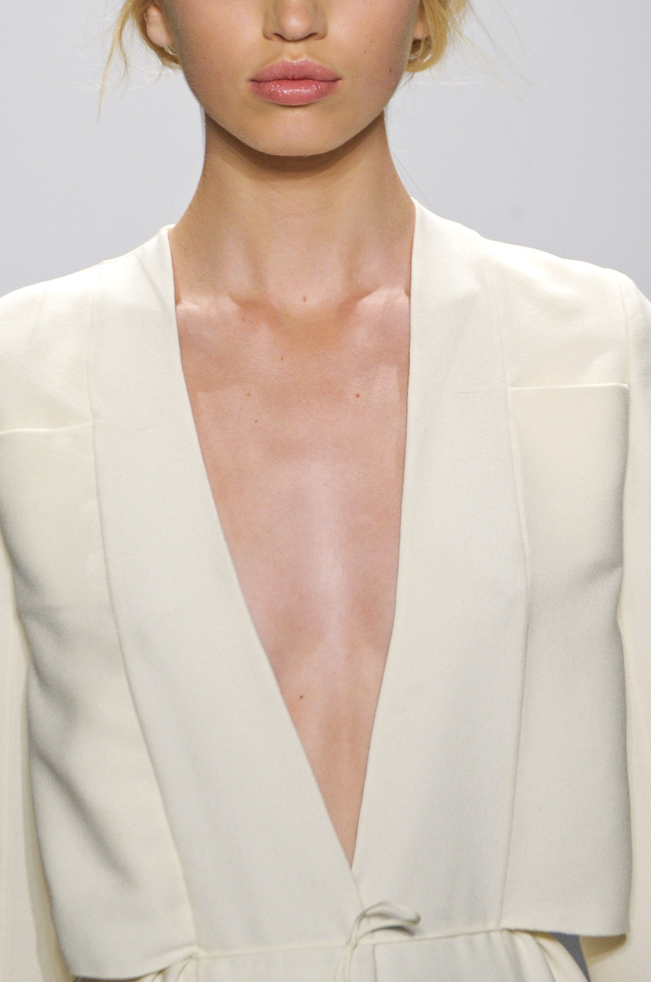 Calvin Klein Collection Spring 2011 Details