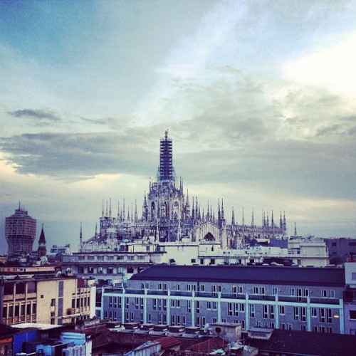 Duomo di Milano (Taken with instagram)