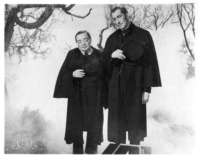 blueruins:  Peter Lorre & Vincent Price  Buried Alive by Venom on Grooveshark