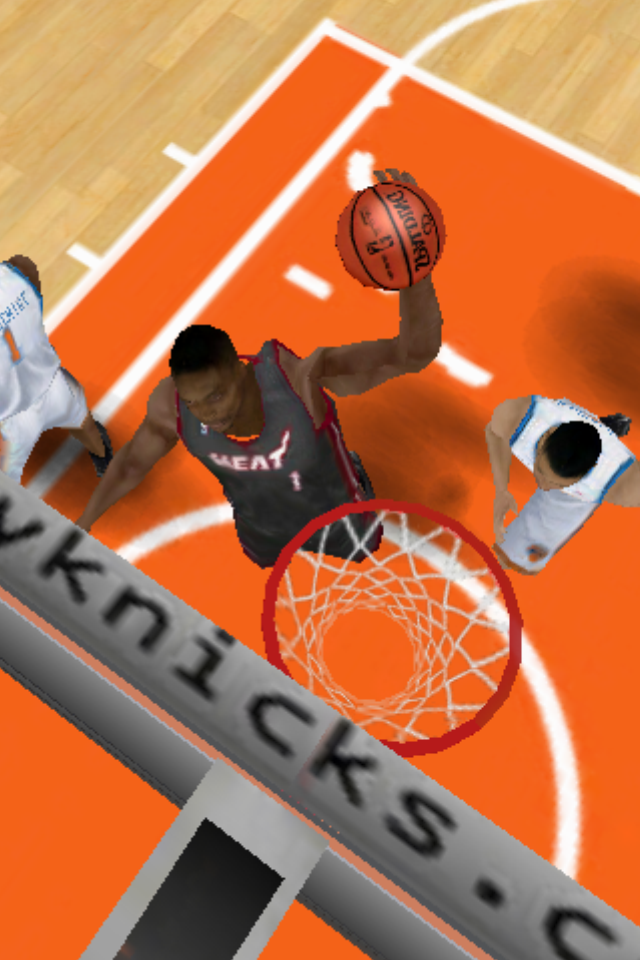 I love NBA 2k12!!! I also love crushing the Knicks with James, Wade, Bosh, and the rest of the Heat!