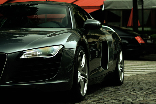 fuckyeahthebetterlife:  One Gorgeous R8via Luuk/Floris