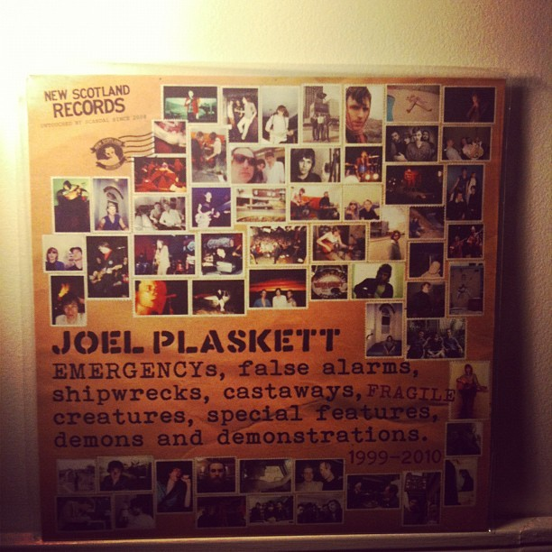 #nowplaying #vinyl (Taken with instagram)