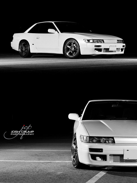 1992 Nissan Silvia S13 [36/52] by CrumpJ on Flickr.