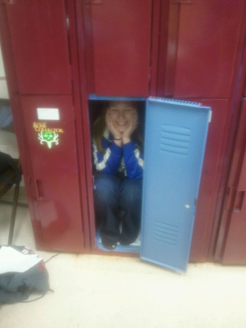 It's a locker buddy!!!
