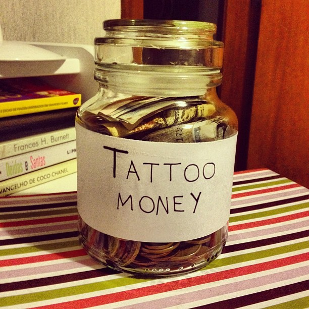 I'm definitely doing this, where's a spare jar