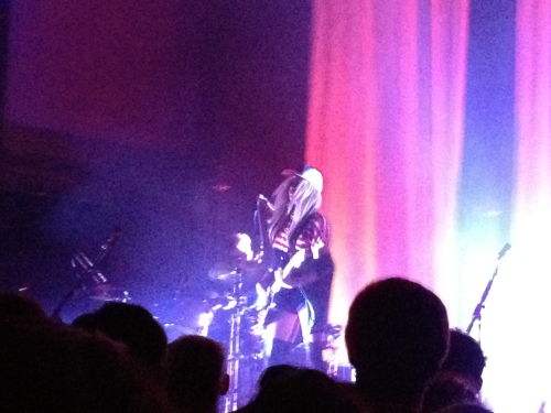 The Ting Tings @ 9:30 Club.