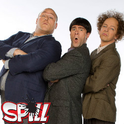 Spill.com - The Three Stooges - Audio Review