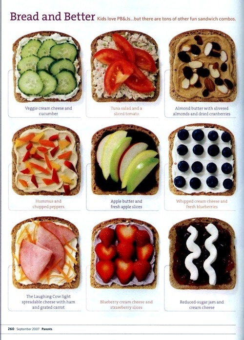 I got more options for breakfast now!!  Source: healthyisalwaysbetter.tumblr.com via Paula on Pinterest