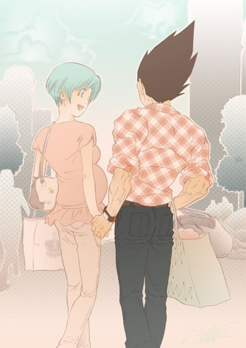 fuckyeahanimecouples:  Shopping afternoon by *nenee