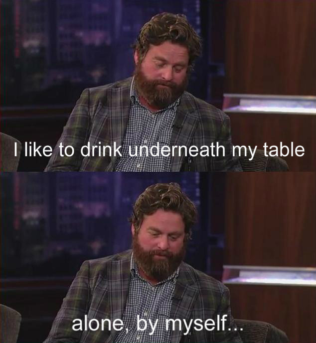 Zach Galifianakis on Jimmy Kimmel Live!