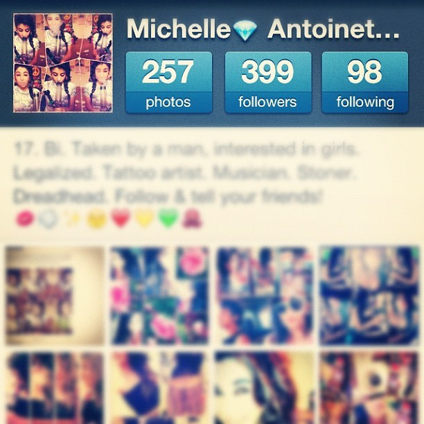 #399!! Lol :) #followme  (Taken with instagram)