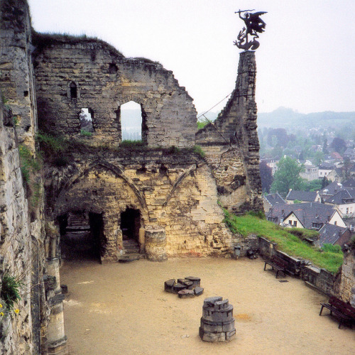 ysvoice:  | ♕ |  Valkenburg - Remnant of the Medieval Castle  | by © Peter Gutierrez