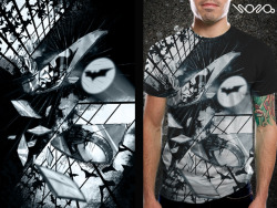 song23:  A Batman shirt design. Hope you can comment and vote for it here: http://www.designbyhumans.com/vote/detail/201623 Cheers!
