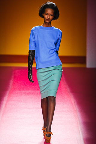 Chadwick Bell Fall/Winter 2012-2013 RTW Collection.