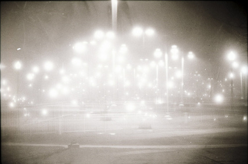 Foggy Light | Foggy Night on Flickr.