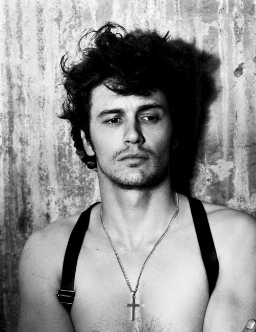 James Franco is the sexiest man alive.