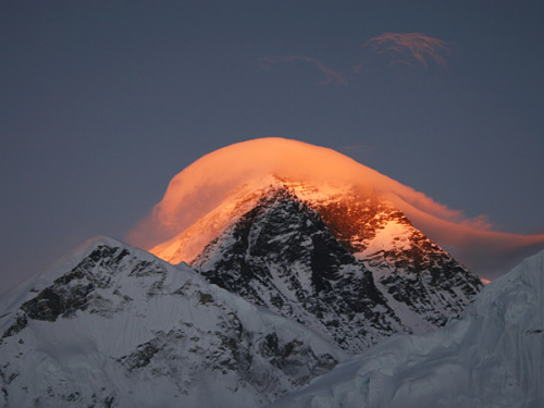 Sagarmatha….Mother Goddess…Everest