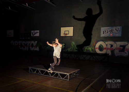 Timothy Nokes - Backside Lip Slide