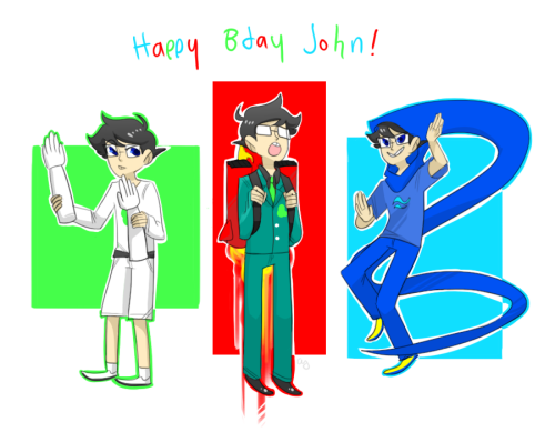 cosmicyawn:  Happy birthday kiddo! You can't even see the 413  Love the 413 idea.<3