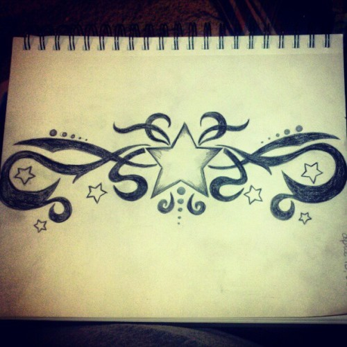 Tattoo design fix for my friend #tattoo, #tattoodesign, #tattooideas, #ink, #art, #drawing, #draw (Taken with instagram)