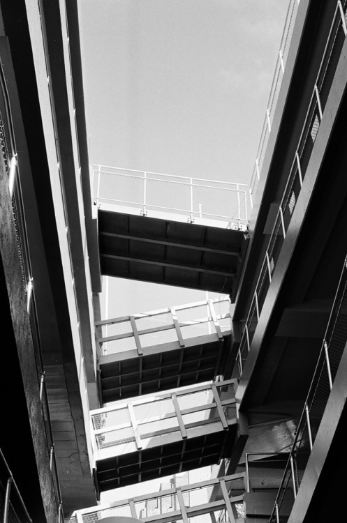 Carpark building | Auckland | 2012