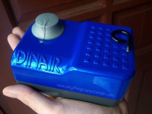 My Dinair Airbrush Makeup is finally here. I am so in love with it. I'm gonna be posting a review of this soon. :)